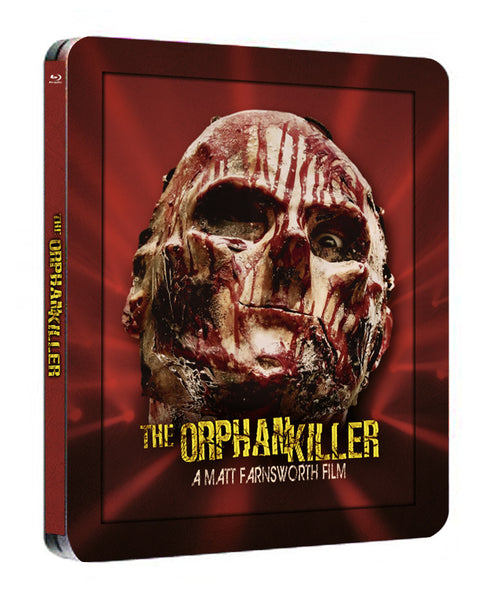 [The Orphan Killer] STEELBOOK BLURAY Region free