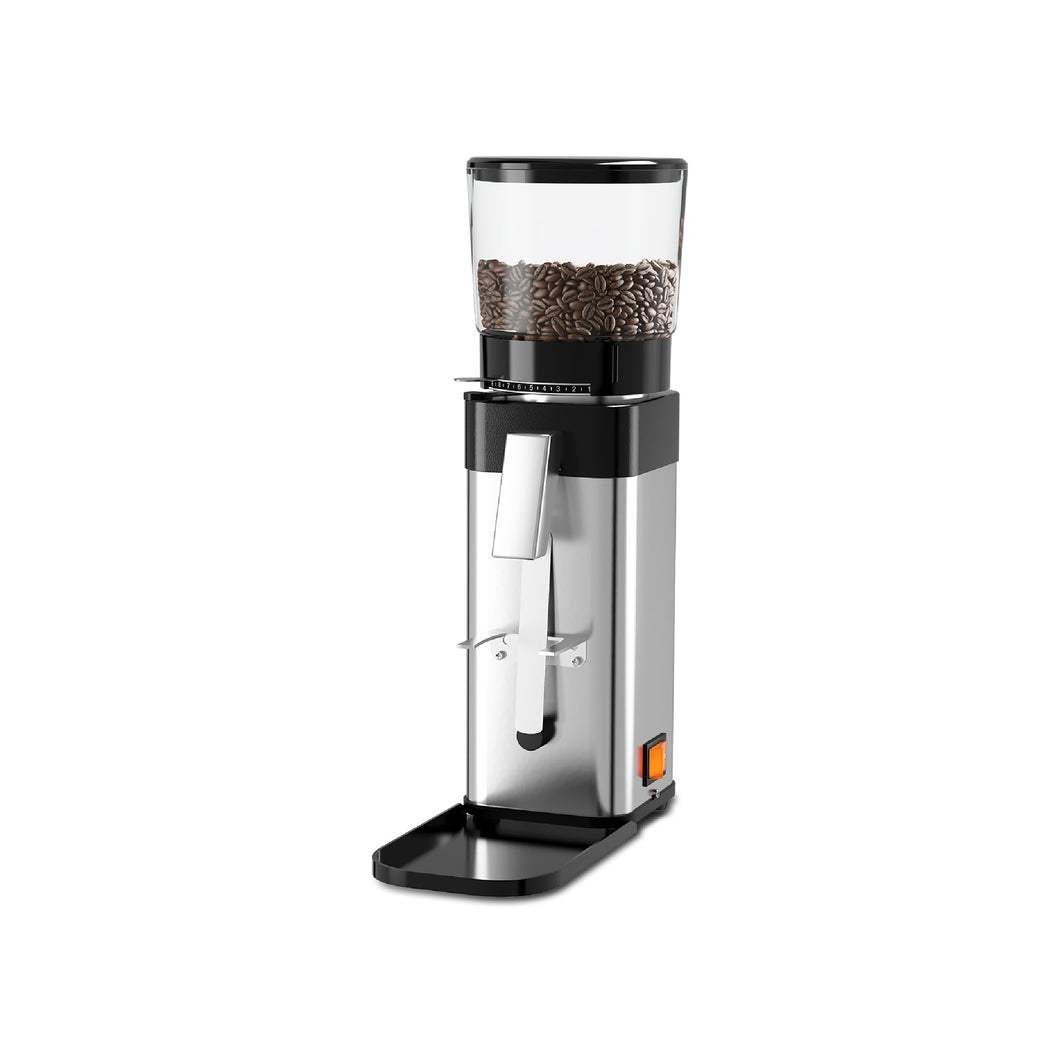 Coffee Grinder MOD CA INOX Semi Automatic-cnbbrands
