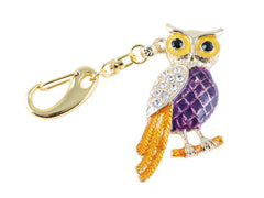 An Owl Key Ring USB Drive