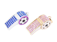 Jewel Whistle USB Drive