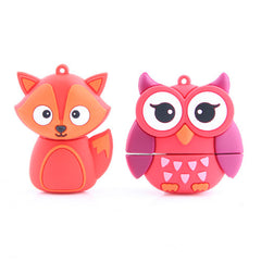 Owl & Fox USB Flash Drive
