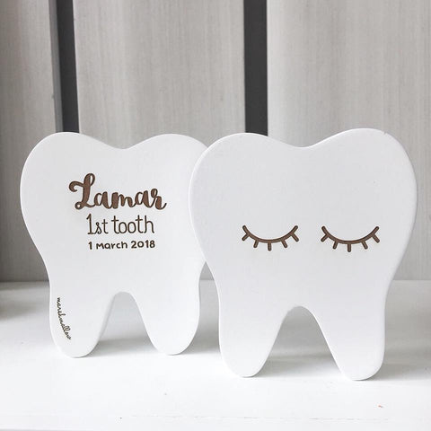 Baby First Tooth Souvenirs