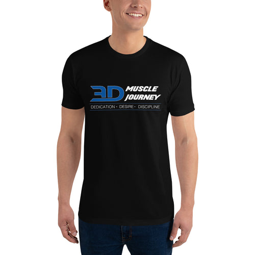 3DMJ New Logo T-shirt