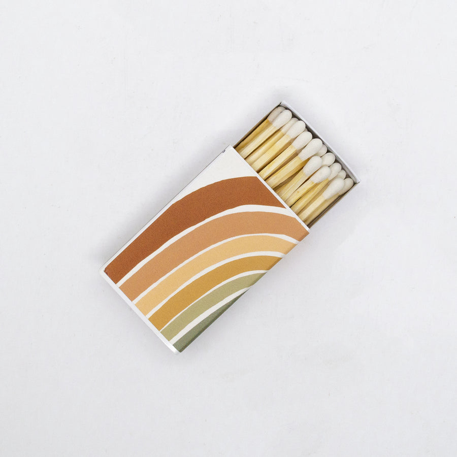 Desert Rainbow - Small Matchbox