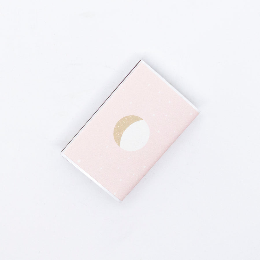 Moon Phases - Small Matchbox