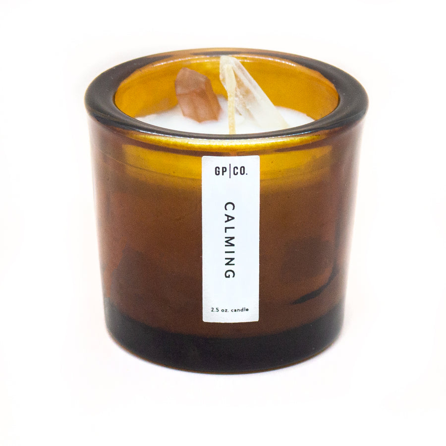 Calming 2.5 oz. Prism Candle