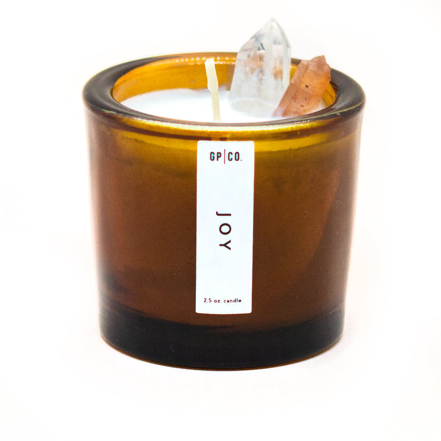 Joy 2.5 oz. Prism Candle