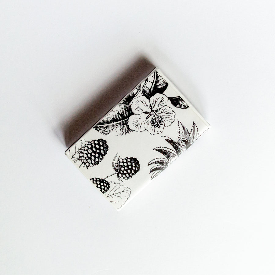Vintage Fruits - Small Matchbox