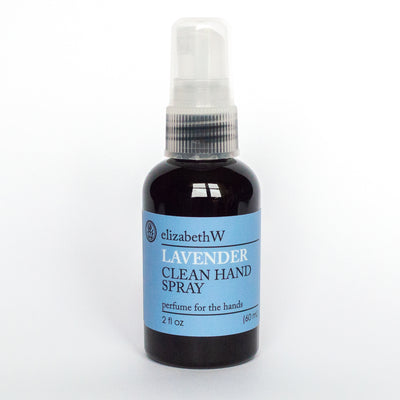 Lavender 2 oz. Clean Hand Spray