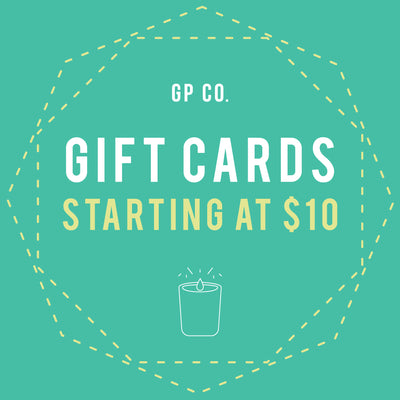 GP Co. Gift Cards