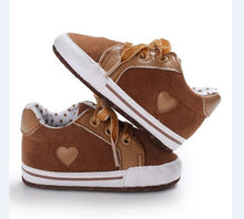 Load image into Gallery viewer, Casual Suede Sneakers - Kids Shoe Shack