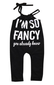 I'm So Fancy Jumpsuit - Kids Shoe Shack