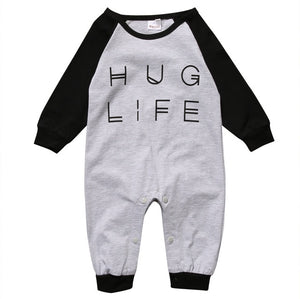 Hug Life Long Sleeve Jumpsuit - Kids Shoe Shack