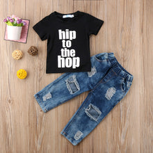 Load image into Gallery viewer, Hip to the Hop Pants Set - Kids Shoe Shack