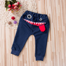 Load image into Gallery viewer, Big Mouth Monster Pants - Kids Shoe Shack