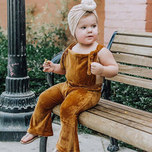 Load image into Gallery viewer, Velvetr Sleeveless Jumpsuit - Kids Shoe Shack