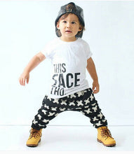 Load image into Gallery viewer, This Face Tho Pants Set - Kids Shoe Shack