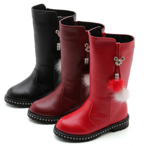 Ava Snow Boots - Kids Shoe Shack