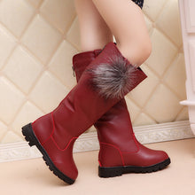 Load image into Gallery viewer, Veronica Knee High Boots - Kids Shoe Shack
