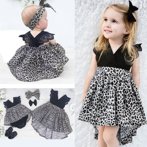 Princess High-Low Dress - Kids Shoe Shack