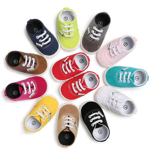 Ari Classical Sports Sneakers - Kids Shoe Shack