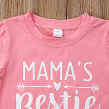 Load image into Gallery viewer, Mama's Bestie T-Shirt - Kids Shoe Shack