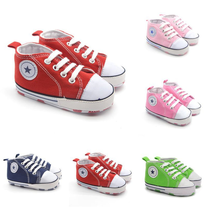 Mackenzie Canvas Shoe - Kids Shoe Shack