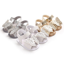 Load image into Gallery viewer, Emma Butterfly Sandals - Kids Shoe Shack