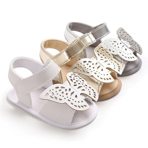 Emma Butterfly Sandals - Kids Shoe Shack