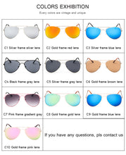 Load image into Gallery viewer, Caleb Aviator Sunglasses - Kids Shoe Shack