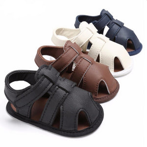 Maxwell Soft Soled Sandals - Kids Shoe Shack
