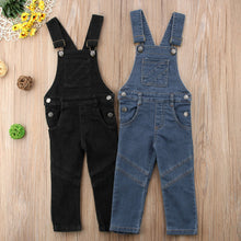 Load image into Gallery viewer, Dungaree Overall Jumpsuit - Kids Shoe Shack