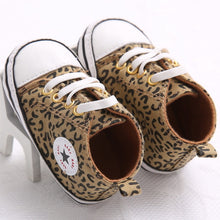 Load image into Gallery viewer, Ainsley Leopard Shoes - Kids Shoe Shack