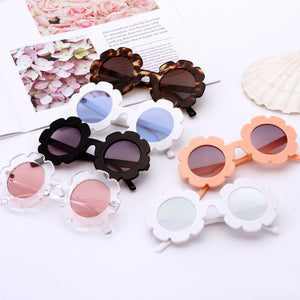 Cute Flower Child Sunglasses - Kids Shoe Shack