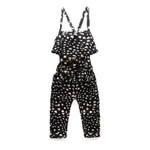 Load image into Gallery viewer, Heart Print Jumpsuit - Kids Shoe Shack