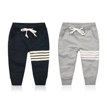 Load image into Gallery viewer, Casual Stripped Sweatpants - Kids Shoe Shack