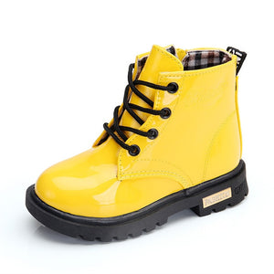 Drew Waterproof Rubber Boots - Kids Shoe Shack