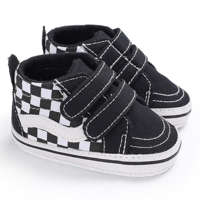 Benjamin Casual Sneakers - Kids Shoe Shack