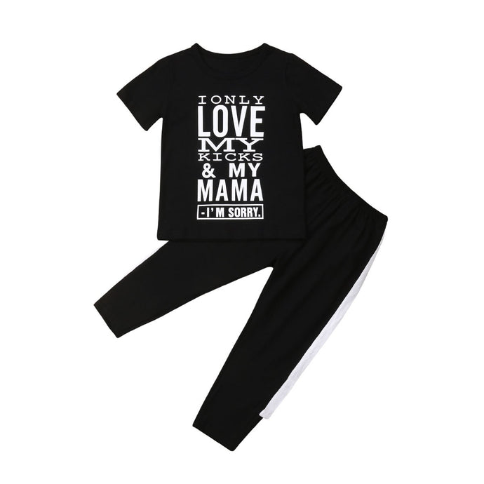 Love My Kicks & Mama Set - Kids Shoe Shack