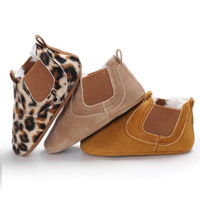 Nora Leopard Shoes - Kids Shoe Shack