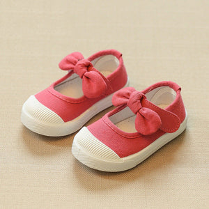 Kylie Canvas Shoes - Kids Shoe Shack