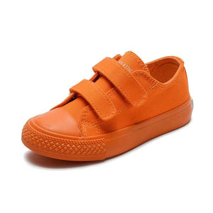 Jamie Canvas Sneakers - Kids Shoe Shack