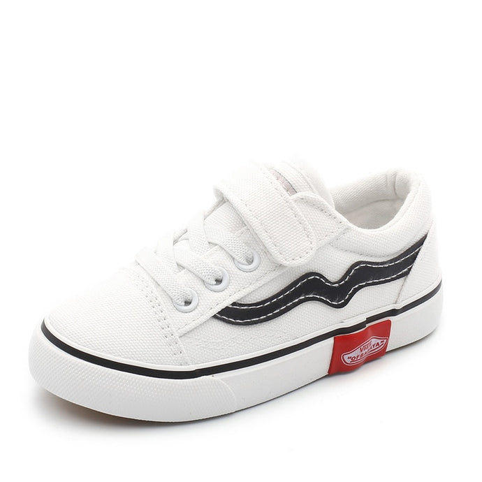 Addison Stretchy Sneakers - Kids Shoe Shack