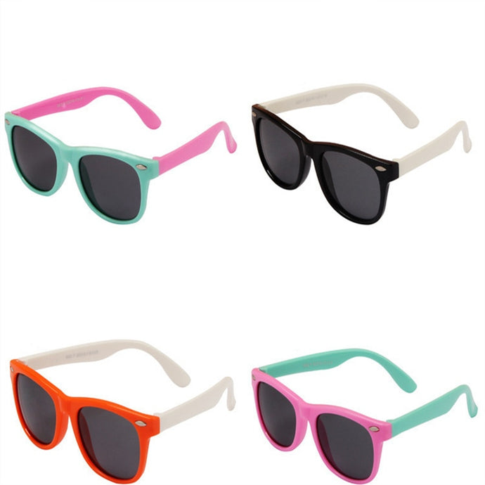 Multicolour Children's Sunglasses - Kids Shoe Shack