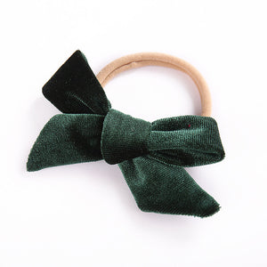Velvet Headbands - Little Princess - Kids Shoe Shack