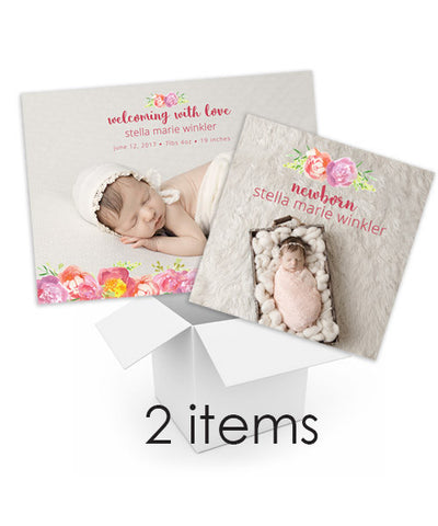 Stella Baby Mini Bundle