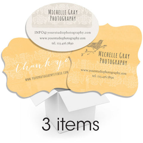 Honey Bee Marketing Stickers Mini Bundle