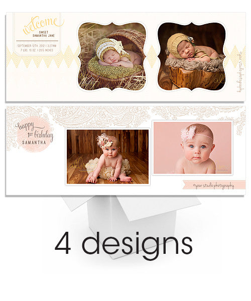 Baby Facebook Timeline Cover Bundle