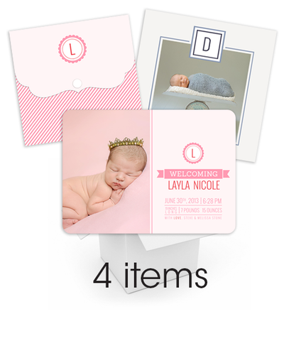 Daniel and Layla Baby Bundle
