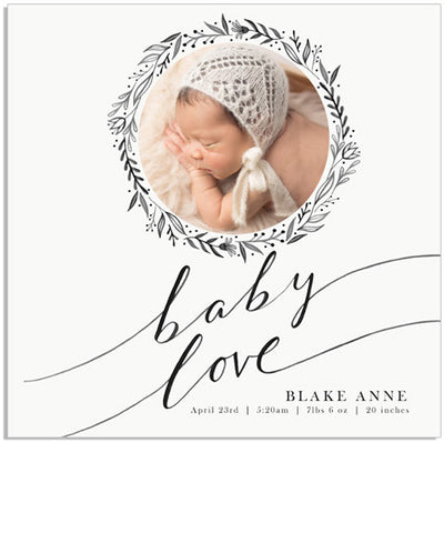 Baby Love 12x12 Miller's Signature Album-10 Spreads